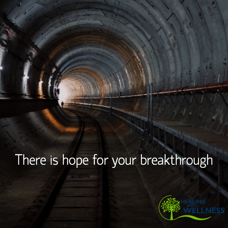 Hope for breakthrough